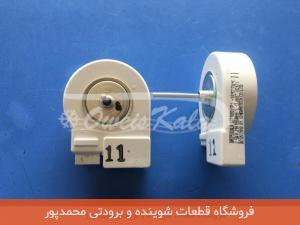 موتور فن 12 ولت سرامیکی کندانسر