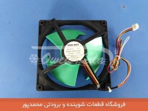 موتور فن کامپیوتری هیتاچی 12 ولت 4 سیم